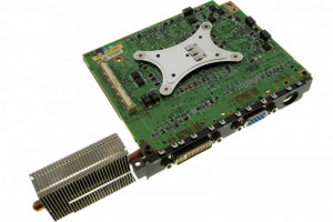 Placa video laptop Dell Inspiron 9100 XPS, PP09L, ATI 9700 128 MB, 0U1202