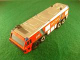 Cumpara ieftin Masinuta Pompieri FLUGHAFEN FEUERWEHR scara 1/55