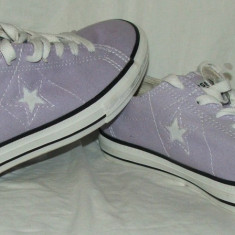 Tenisi CONVERSE ONE STAR - Tenisi barbati Converse One Star, Marime: 39, Culoare: Din imagine