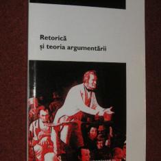 Silvia Savulescu - Retorica si teoria argumentarii - Carte Psihologie