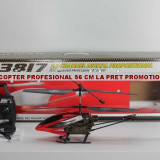 LICHIDARE STOC ! ELICOPTER PROFESIONAL DE MARE DIMENSIUNE 56 CM, 3.5 CANALE, METALIC+ACUMULATOR+TELECOMANDA PRET OKAZIE! - Elicopter de jucarie, Unisex