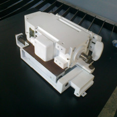 Motor freza 1, 1kw/12000rpm+suport reglabil in unghi