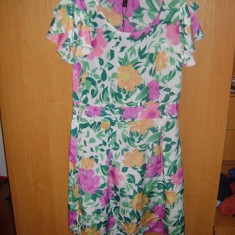 Rochie vero moda noua cu eticheta - Rochie de zi Vero Moda, Marime: 38, Culoare: Din imagine, Scurta, Poliester
