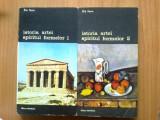 Z6  Istoria artei - spiritul formelor - Elie Faure (2 volume), Alta editura