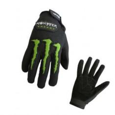 Manusi monster energy negre - Imbracaminte moto