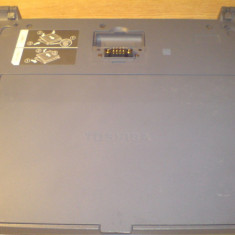 Toshiba Hi-Capacity Battery / Dock Station pentru Toshiba Portege 3440ct 3480ct 3490ct - livrare GRATUITA !!! - Docking station