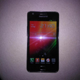 Vand/schimb galaxy S2 black - Telefon mobil Samsung Galaxy S2, Negru, 16GB, Neblocat