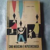 Cand medicina e neputincioasa - Leonid Lenici - Nuvela
