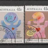 Australia.1990 Viata sanatoasa  EA.270
