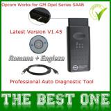 Interfata tester diagnoza Opel OPCOM  limba engleza , romana optional