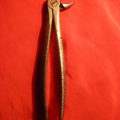 Cleste medical vechi, cu cioc, marcat 22 G ITM, h= 15, 3 cm