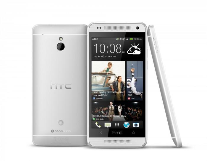HTC ONE M7 Silver 32 GB. OKAZIE! foto mare