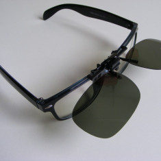 Ochelari de soare   Clips Polarizat Clip - on Mare