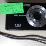 [1025] OLYMPUS T100 + CABLU DE DATE