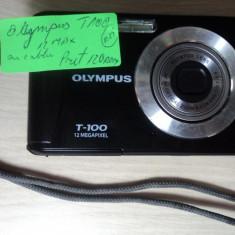 [1025] OLYMPUS T100 + CABLU DE DATE - Aparat Foto compact Olympus