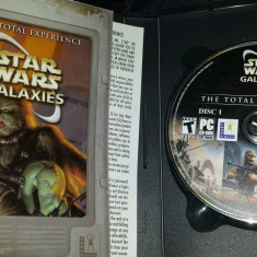 Joc Pc Star Wars Galaxies - Jocuri PC Electronic Arts, Role playing, 16+, Multiplayer