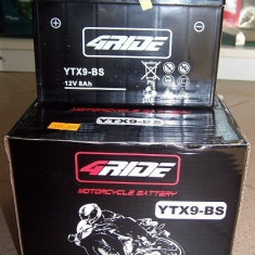 Baterie 4RIDE YTX9-BS