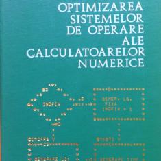 OPTIMIZAREA SISTEMELOR DE OPERARE ALE CALCULATOARELOR NUMERICE - Vasile Baltac - Carte sisteme operare