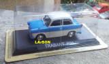 Macheta metal DeAgostini - Trabant P50 -SIGILATA+revista Masini de Legenda nr.15, 1:43
