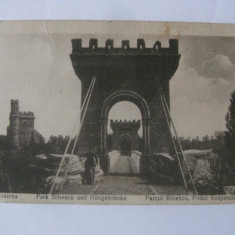 C.P.NECIRCULATA CRAIOVA PARCUL BIBESCU-OCUPATIA GERMANA 1917