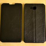 Husa LG Optimus L9 II D605 Flip Case Slim Black