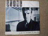 Sting If You Love Somebody Set Them Free disc single vinyl muzica pop rock 1985, VINIL