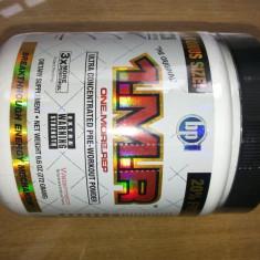 1.M.R. preworkout supplement - Energizante