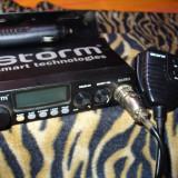 Statie radio CB Storm Matrix - Super Oferta!