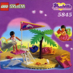 Lego 5845 Dolphin Show (Belville) - LEGO Classic