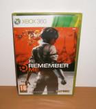 Joc XBOX360 - Remember Me , nou, sigilat