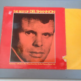 DEL SHANNON - THE BEST OF (1965/EMI ELECTROLA REC/ HOLLAND ) - DISC VINIL (NM)