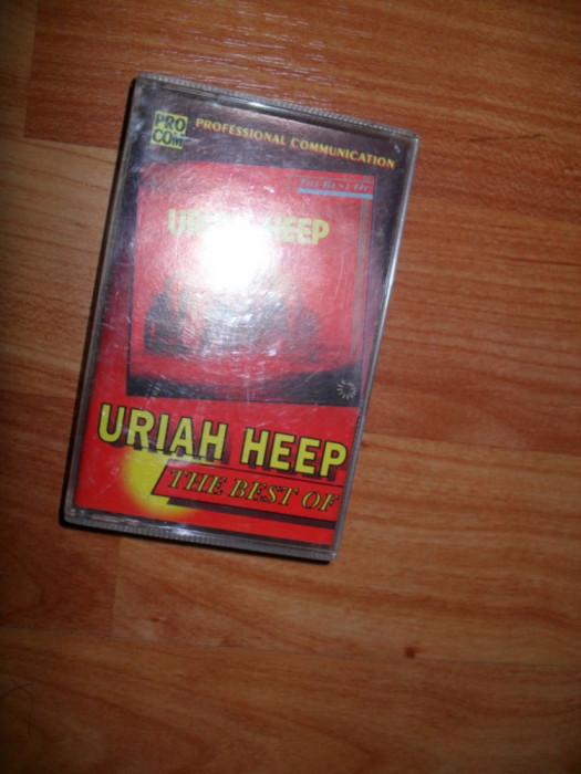 Uriah Heep , The best of