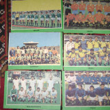 Fotbal - foto nationale CM 1990
