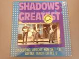 SHADOWS -  GREATEST (1975 /EMI  REC/ RFG ) - DISC VINIL/VINYL/IMPECABIL/RAR, Columbia