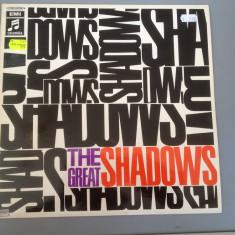SHADOWS - THE GREAT (1968 /EMI REC/ RFG) - DISC -RAR- VINIL/PICK-UP/VINYL/ROCK - Muzica Rock Columbia