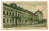 1356 - Timis, LUGOJ, regular school girls - old postcard - unused
