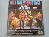 BILL HALEY & THE COMETS - ON STAGE (1974/ENGLAND/PICKWICK) - DISC VINIL/PICK-UP