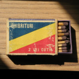 chibrituri tricolor 1945