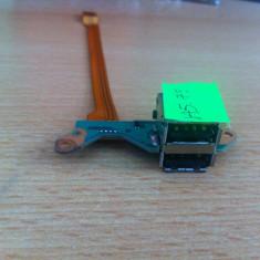 Conectori USB Fujitsu Siemens Lifebook S6410 A5.75 - Cabluri si conectori laptop Fujitsu Siemens, Cabluri USB