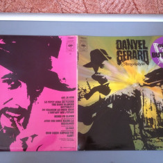 DANYEL GERARD - ATMOSPHERE (1971 /CBS REC/HOLLAND ) - DISC VINIL/VINYL/ROCK - Muzica Rock Columbia