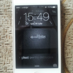 Vand iPhone 4s Apple 16 gb, Alb, Neblocat