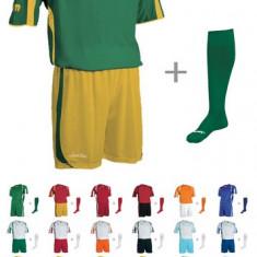 Echipament fotbal SILVER + jambieri CLASSIC, Marime: XXL, XL, L, M, S, XS, Set echipament fotbal