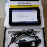 Tableta Android WiFi - Garantie 23 luni - Tableta Serioux, 7 inches, 4 Gb