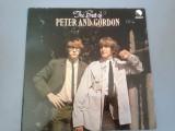 PETER & GORDON - THE BEST OF - DISC RAR - (1978 /EMI REC / HOLLAND) - DISC VINIL, emi records