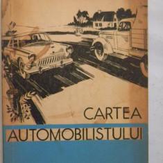 CARTEA AUTOMOBILISTULUI M.Stavrat