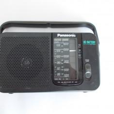 RADIO PANASONIC MODEL RF- 544, Matsushita Electric FUNCTIONEAZA .BENZILE MW-FM - Aparat radio