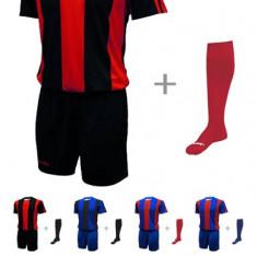 Oferta echipament fotbal set MERCURY + jambiere CLASSIC. - Set echipament fotbal, Marime: M/L, XL/XXL, XS/S, XXS