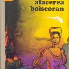 Afacerea Boiscoran - de Emile Gaboriau - Roman, Anul publicarii: 1975