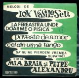 -Y- MELODII DE ION VASILESCU / SOLISTI MIA BRAIA SI PETRE ALEXANDRU ., VINIL