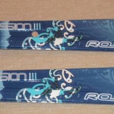 Skiuri+clapari+bete+geanta clapari - Set ski Rossignol
